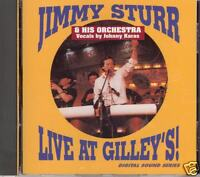 """JIMMY STURR  """"Live at Gilley's""""  NEW SEALED POLISH STYLE POLKA CD"""
