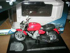 Solido 1/18 Moto Ducati Hypermotard 1100 S