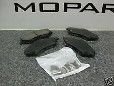 07-10 Jeep Wrangler Liberty New Front Brake Pads Pad Mopar Factory Oem