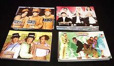 THE THREE STOOGES Collector Cards Complete  Set    75th Anniversary