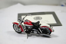 Franklin Mint Harley-Davidson Duo - Glide 1958 1:24 siehe Fotos
