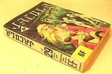 """recueil mensuel bd petit format ELVIFRANCE """"JACULA"""" n°29 (n°85à87) 1977-78"""