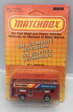 Matchbox MB-17 Leyland Titan Bus Matchbox Niagara Falls - RARE