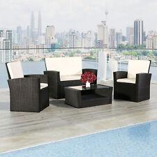 Gartenmöbel Polyrattan Lounge Gartenset Rattan Poly Sitzgruppe Garnitur ArtLife
