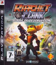 Ratchet & Clank Future: Tools of Destruction (PS3) VideoGames