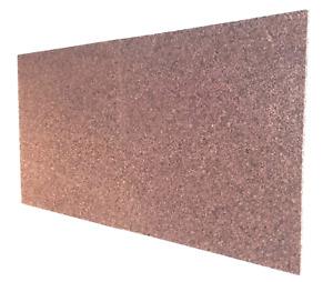 Korkplatten Wandkork  Korkdämmung Kork 20 mm Stark 100 x 50 cm