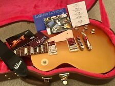 Gibson Les Paul USA Goldtop 2017 with Case