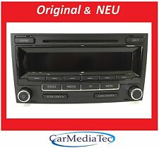 VW Radio CD mp3 RCD 310 t5 Multivan, rcd310 DAB t5.2 TOUAREG ORIGINALE