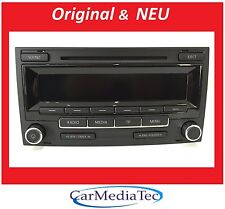 VW Radio CD mp3 RCD 310 T5 Multivan, RCD310 DAB T5.2 Touareg  Original