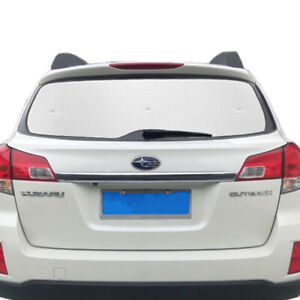 Fit For Subaru  Outback 2010-2014 Rear Windshield Privacy Sunshade