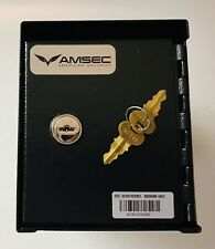 Depository Amsec American Security Under Counter Safe 10 X 5 X 6 Preowned