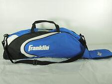 Baseball Bat Storage Bag Canvas Franklin Bat Bag with Expandable Inner Liner
