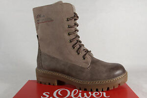 S.Oliver Ladies Ankle Boots, Boots Pepper New