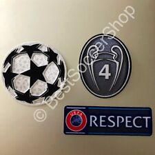 UEFA Champions League patch kit- AFC Ajax