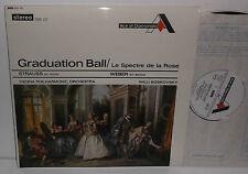 SDD 127 Johann Strauss Graduation Ball Weber Le Spectre De La Rose VPO Boskovsky