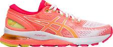 Asics Gel Nimbus 21 Womens Running Shoes - Pink