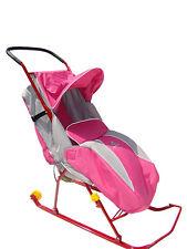 Winter Stroller, Snow Stroller, Sled Stroller, Traineau Poussette