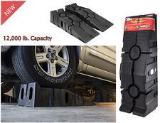 NEW 12,000lb. Rhino Ramps Pair Car Truck Auto Vehicle Flotool Oil Change Service
