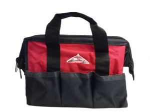 """Small Tool Bag - 12"""" heavy duty canvas tote with external pockets (NEW)"""