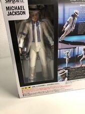 "Free Shipping Michael Jackson ""Smooth Criminal"" Bandai Tamashii S.H Figuarts"