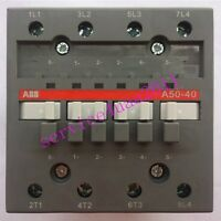 NEW ABB AC contactor A50-40-00 220V 2 month warranty