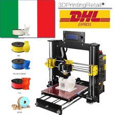 2018 DIY stampante 3D For Reprap Prusa i3 MK8 extruder USB/SD scheda DC 12V/24V