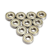10pcs 8x22x7mm Scooter Ball Roller Ball Skateboard Bearings Skate Bearings Wheel