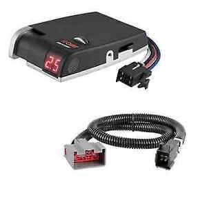 Curt Discovery Brake Control & Wiring Harness Kit for Ford & Lincoln