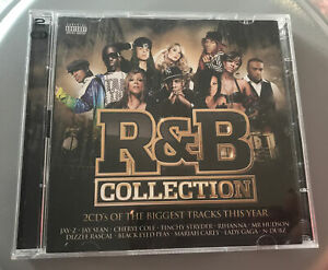 R&B Collection 2010, Various Artists, Audio CD, 2 X CD's