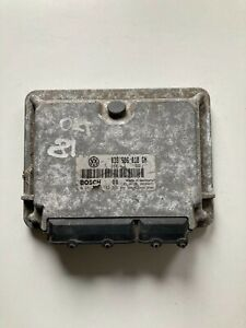 #422 Skoda Octavia 1.9 TDI 81kw Engine Control Unit ECU 038906018GN 0281010182
