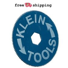 """Klein Tools 53725 Bx 3/8"""" Armored Cable Cutters Replacement Blade Accessory"""
