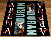 DURAN DURAN Arena 1985 USA NTSC Laserdisc