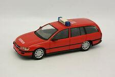 Schuco 1/43 - Opel Omega Break Pompiers Feuerwehr
