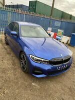 BMW 3 SERIES 320I 2020 M SPORT PLUS DAMAGED SALVAGE NOT 320D 340I FULLY LOADED