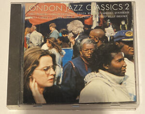 G CD Music London Jazz Classics 2 Various