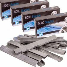 5000 punti metallici Taglia 26/6 (N. 56) PER CUCITRICI STANDARD DESKTOP UFFICIO