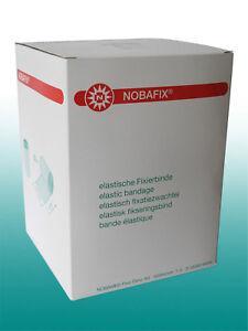 50 Stück Nobafix Mullbinden elastische Fixierbinden von Nobamed 10cm x 4m