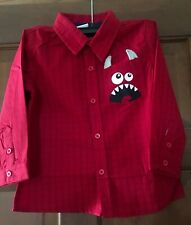 Boys Nannette Three-Piece Monster Clothing Set - size 5