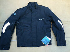 "M-TECH Mens Textile Motorbike Motorcycle Jacket Size UK 38"" to 40"" Chest  B13"