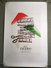 Cinema Paradiso Giuseppe Tornatore Movie Print Poster Mondo Maria Suarez Inclan