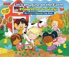 LET'S IMAGINE AT THE FARM / IMAGINEMOS LA GRANJA - MITTER, MATT/ PIXEL MOUSE HOU