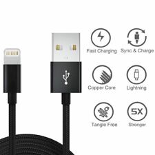 For Apple iPhone 6 iPhone X iPhone 7 8 Plus iPhone Lightning USB Charger Cable