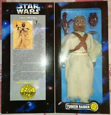 """Star Wars Kenner 12"""" 1/6  """"Tusken Raider"""" Collector series 1996"""
