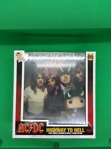 POP! ALBUMS:AC/DC - HIGHWAY TO HELL FUNKO POP! VINYL FIGURE #9