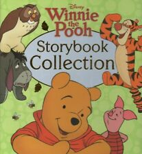 Disney Winnie the Pooh Storybook Collection Film Story Blustery Day Honey Tree