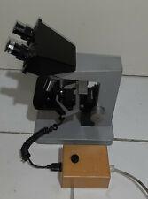 Mikroskop mit   Leitz  wetzlar objektiven mit Beleuchtung ab 100 EURO!!!