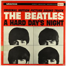 Beatles - A Hard Day's Night OST LP - United Artists Stereo VG++
