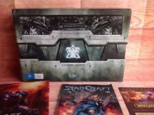 STARCRAFT II WINGS OF LIBERTY collectors Edition Game Pack