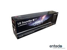 LG SL10YG 5.1.2 Atmos Soundbar mit Wireless Aktiv Subwoofer Lautsprecher 4K HDMI