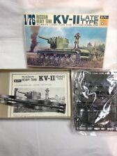 Russian Heavy Tank KV-II - Fujimi- 1:76